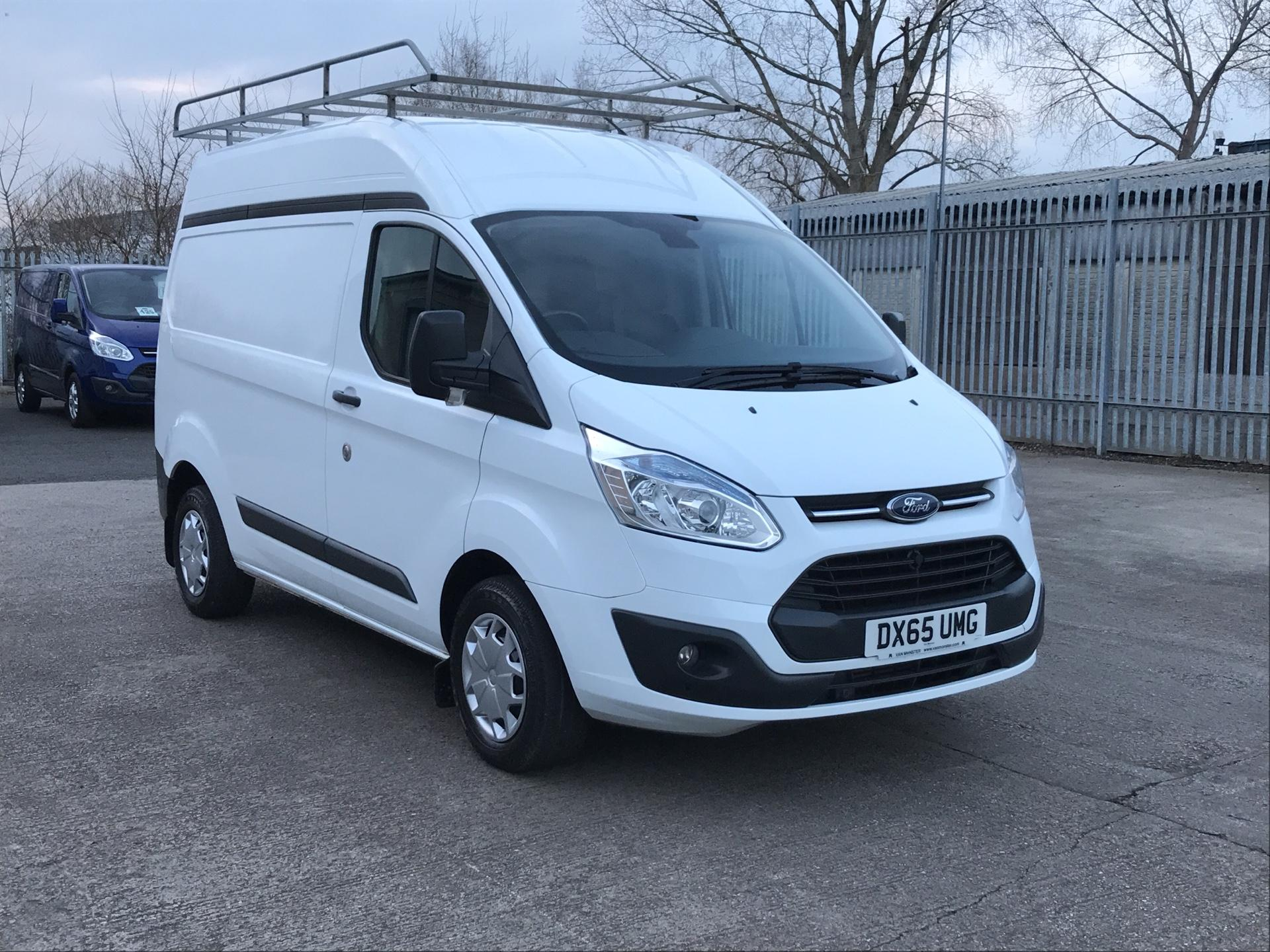 2015 Ford Transit Custom 270 L1 DIESEL FWD 2.2 TDCI 100PS LOW ROOF TREND EURO 5 (DX65UMG)