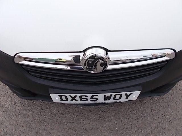 2015 Vauxhall Combo  L1 H1 2000 1.3 16V  EURO 5 (DX65WOY) Image 21