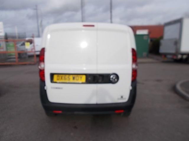 2015 Vauxhall Combo  L1 H1 2000 1.3 16V  EURO 5 (DX65WOY) Image 6