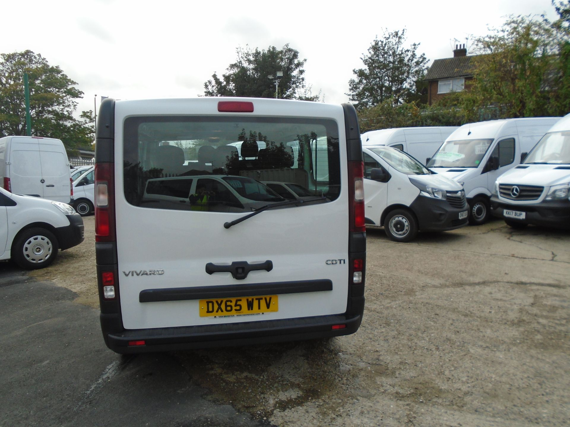 2015 Vauxhall Vivaro 2900 1.6Cdti 115Ps H1 Combi 9 Seat (DX65WTV) Image 5