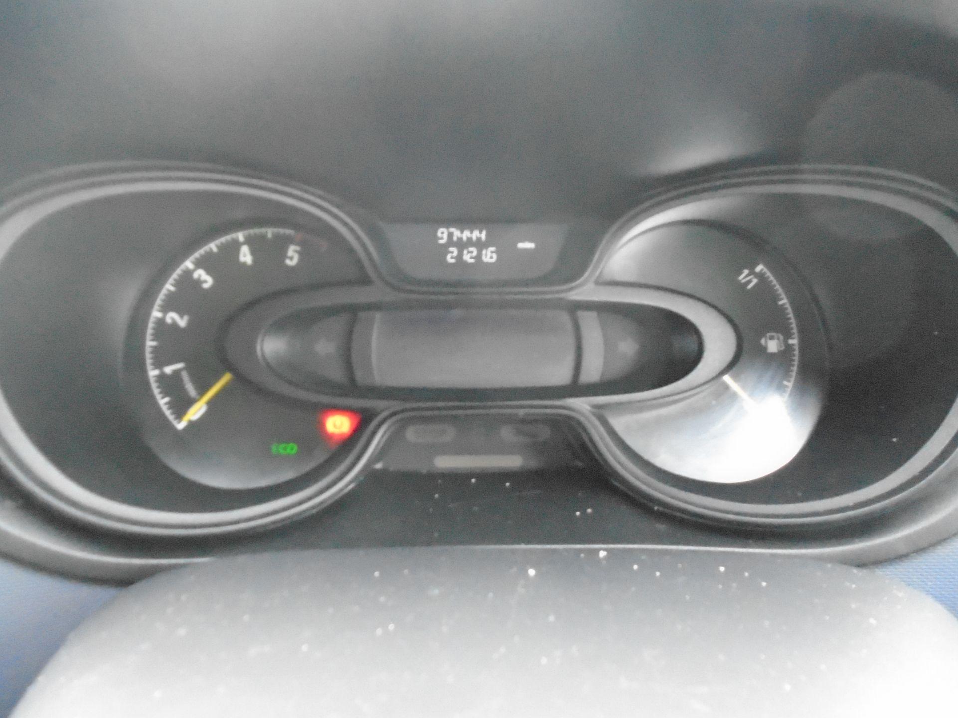2015 Vauxhall Vivaro 2900 1.6Cdti 115Ps H1 Combi 9 Seat (DX65WTV) Image 21