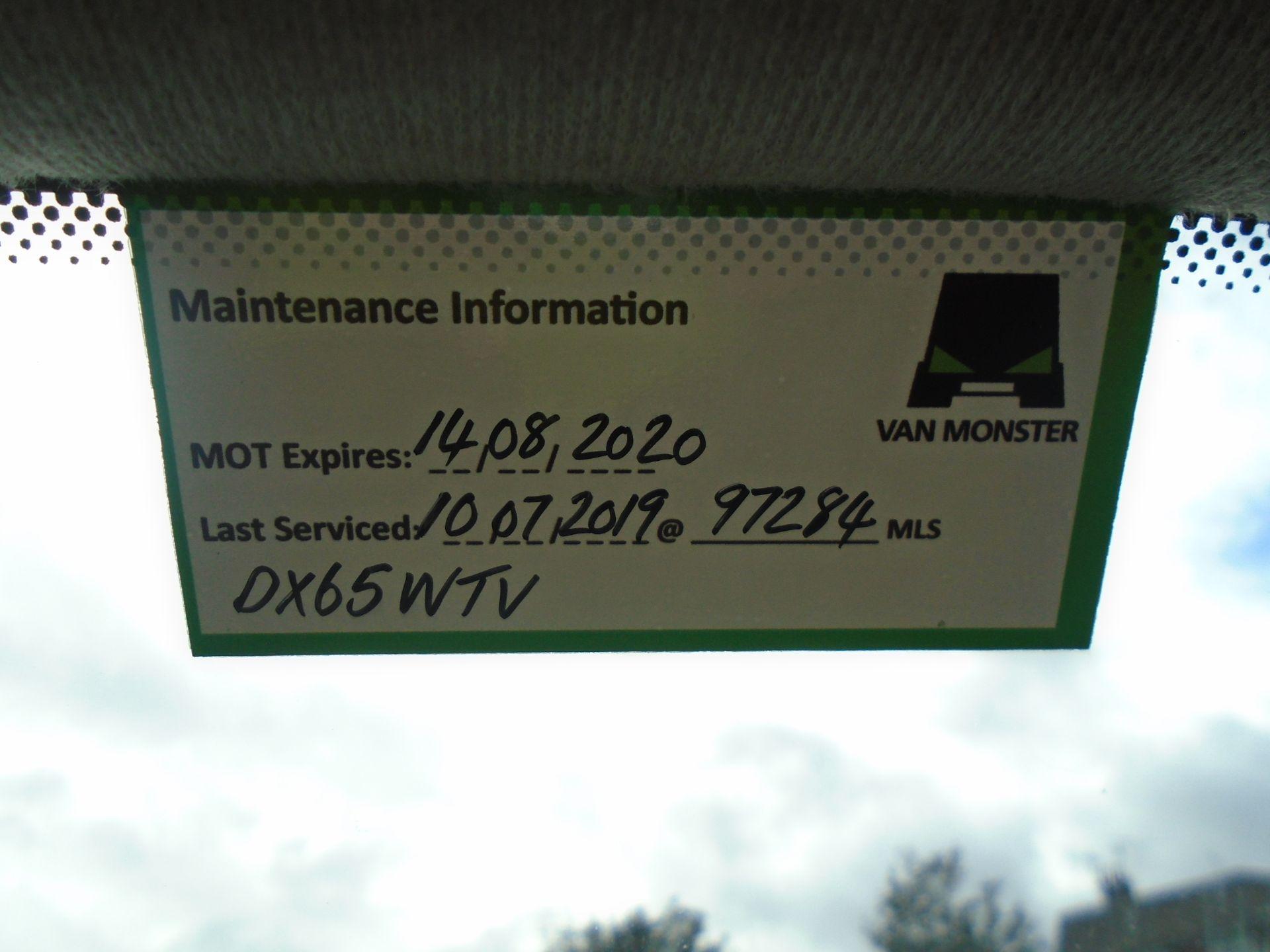 2015 Vauxhall Vivaro 2900 1.6Cdti 115Ps H1 Combi 9 Seat (DX65WTV) Image 33