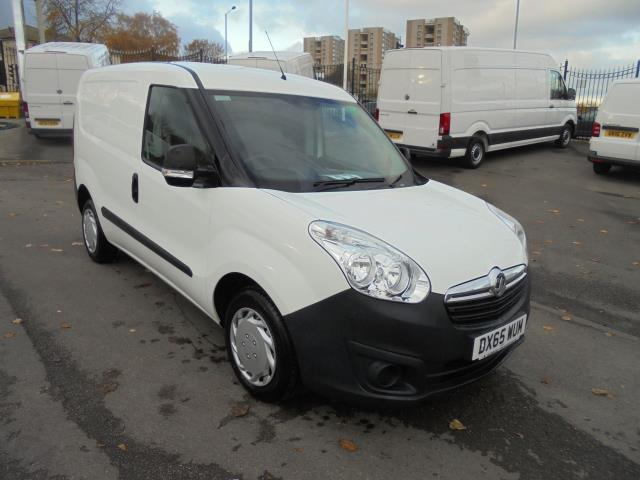 2015 Vauxhall Combo  L1 H1 2000 1.3 16V  EURO 5 (DX65WUM)