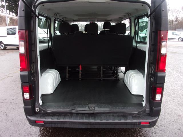 2015 Vauxhall Vivaro 2900 1.6Cdti 115Ps L2 H1 Combi 9 Seat (DX65WVO) Image 10