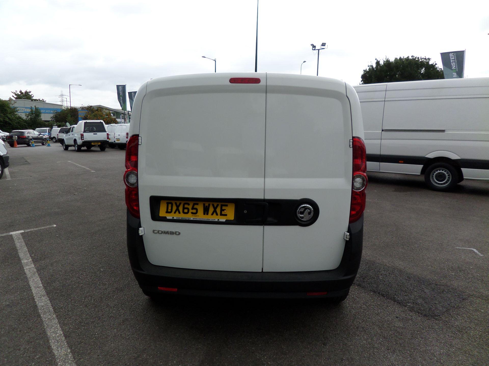 2015 Vauxhall Combo 2000 1.3 Cdti 16V H1 Van Euro 5 (DX65WXE) Image 9