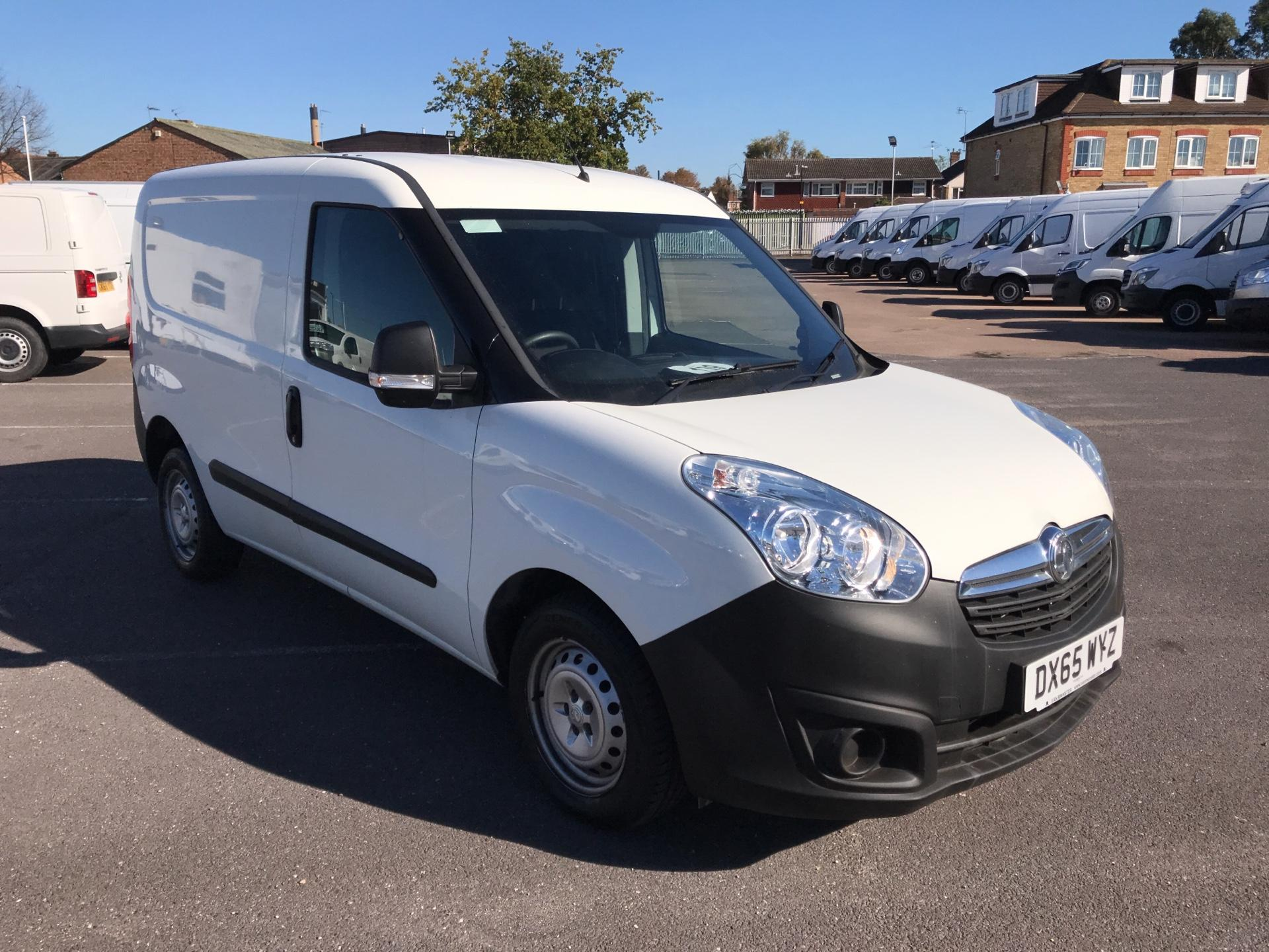 2015 Vauxhall Combo   L1 H1 2000 1.3 16V EURO 5 *VALUE RANGE VEHICLE CONDITION REFLECTED IN PRICE* (DX65WYZ)
