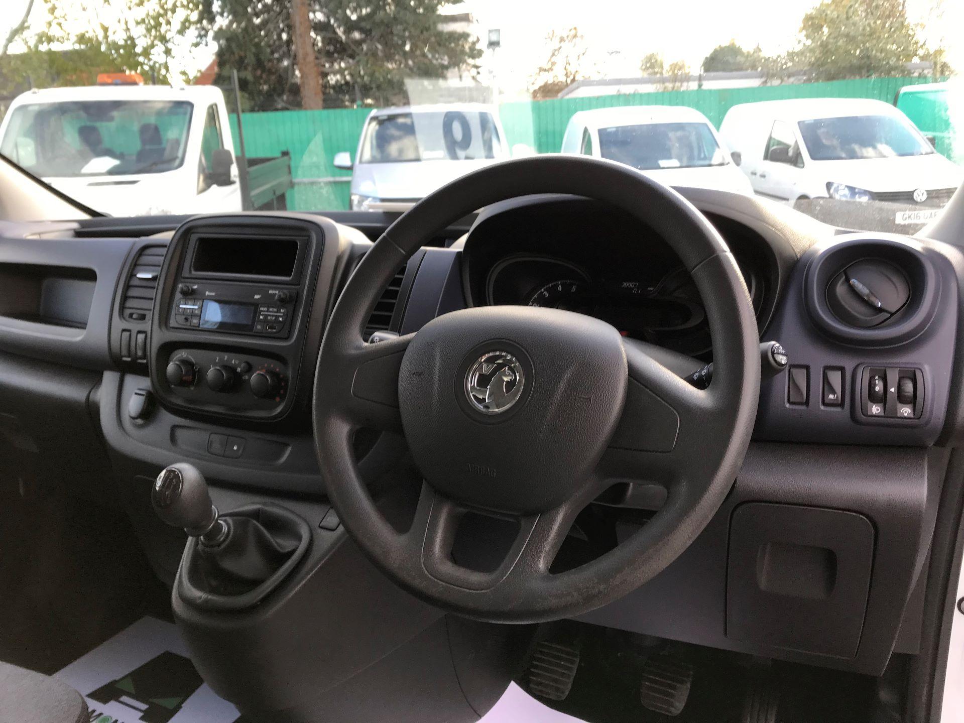 2017 Vauxhall Vivaro  L2 H1 2900 1.6 CDTI 120PS EURO 6 (DY17UFG) Image 20