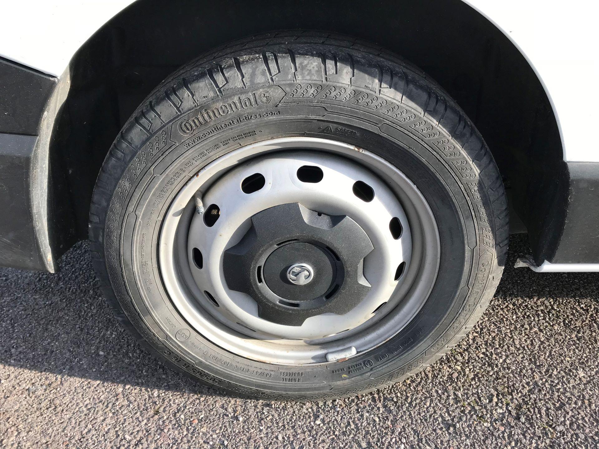 2017 Vauxhall Vivaro  L2 H1 2900 1.6 CDTI 120PS EURO 6 (DY17UFG) Image 16