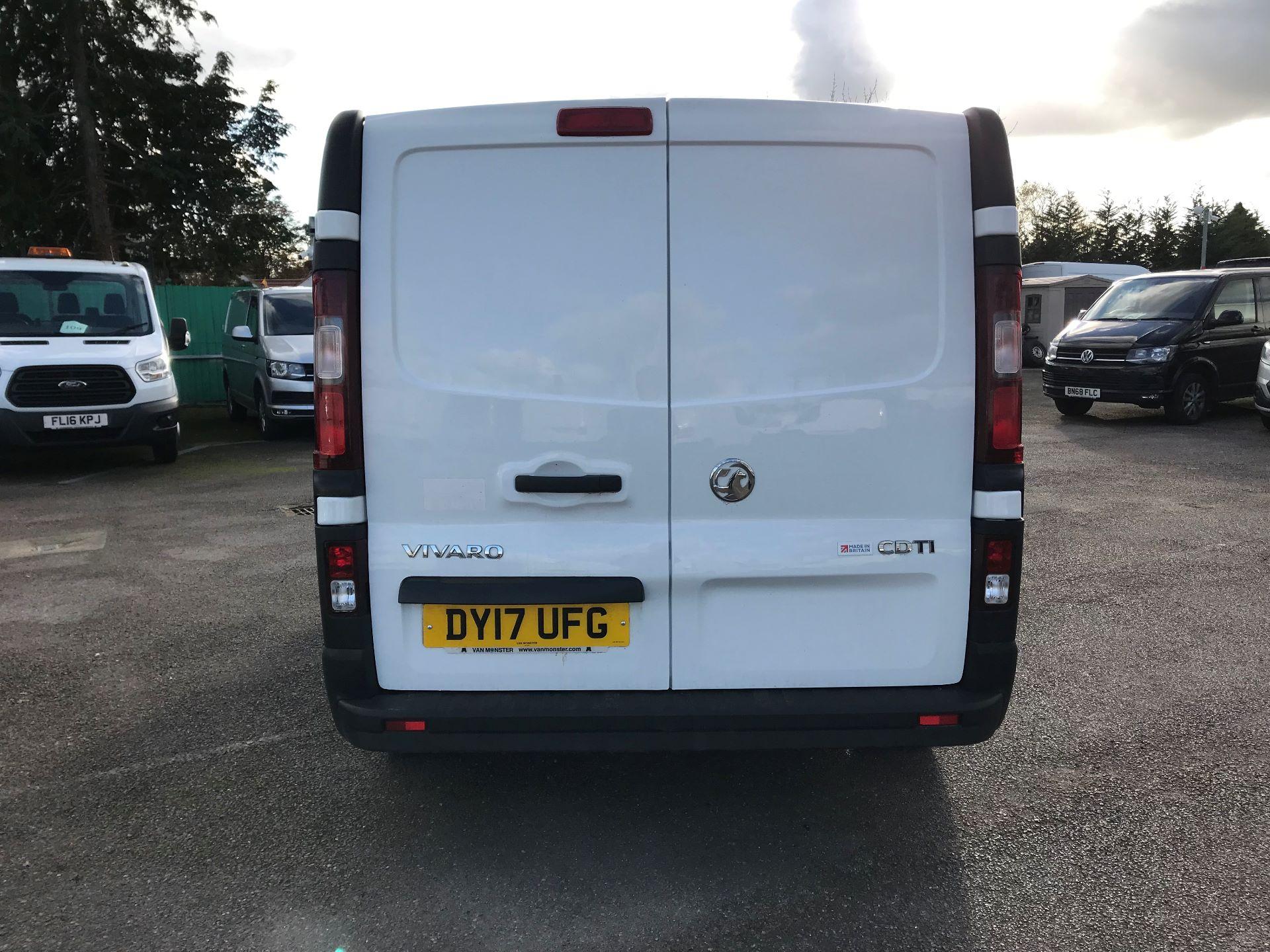 2017 Vauxhall Vivaro  L2 H1 2900 1.6 CDTI 120PS EURO 6 (DY17UFG) Image 6