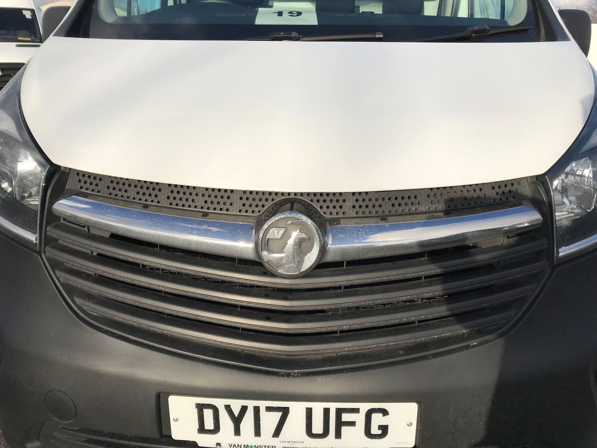 2017 Vauxhall Vivaro  L2 H1 2900 1.6 CDTI 120PS EURO 6 (DY17UFG) Image 12