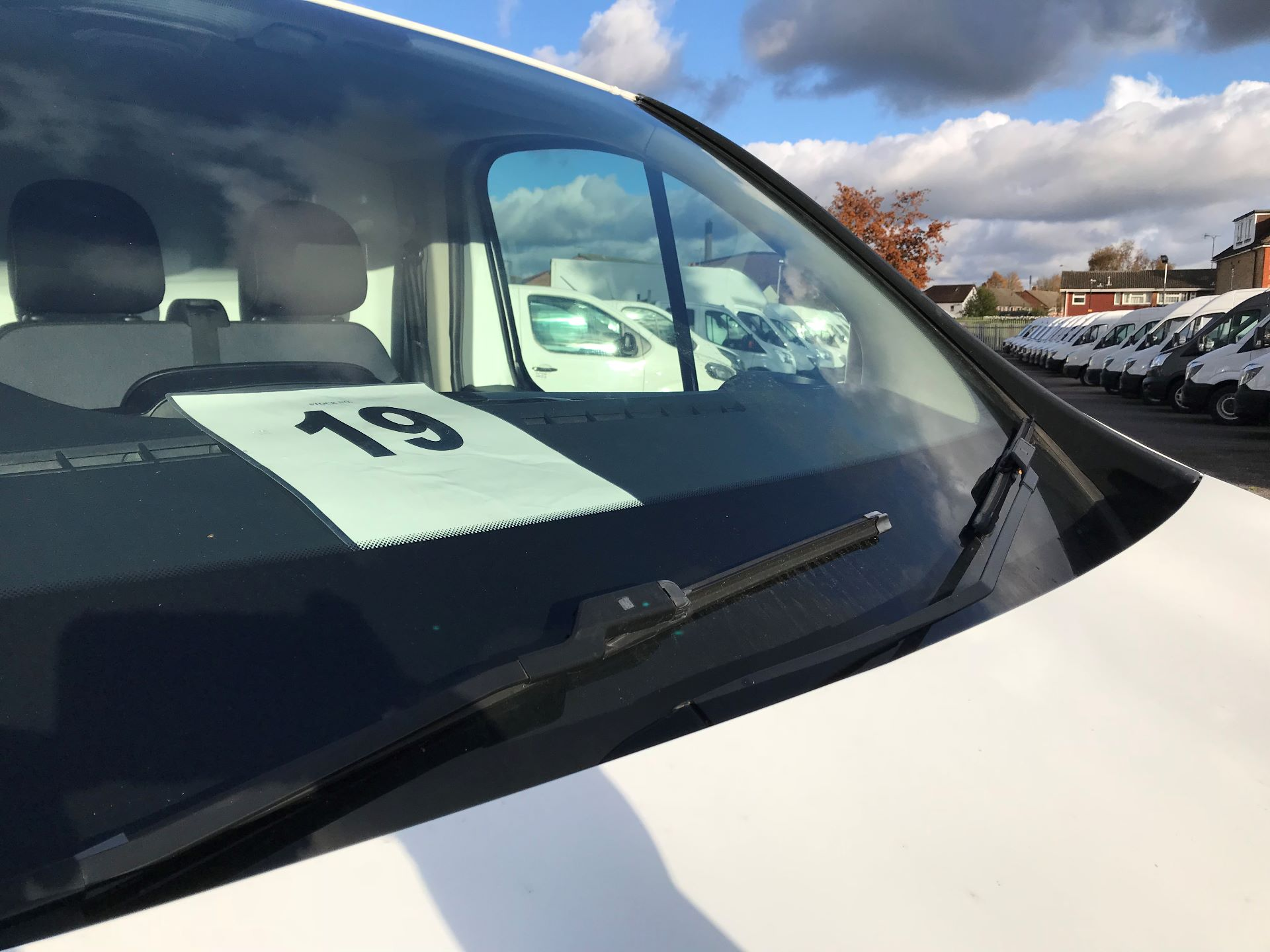 2017 Vauxhall Vivaro  L2 H1 2900 1.6 CDTI 120PS EURO 6 (DY17UFG) Image 15