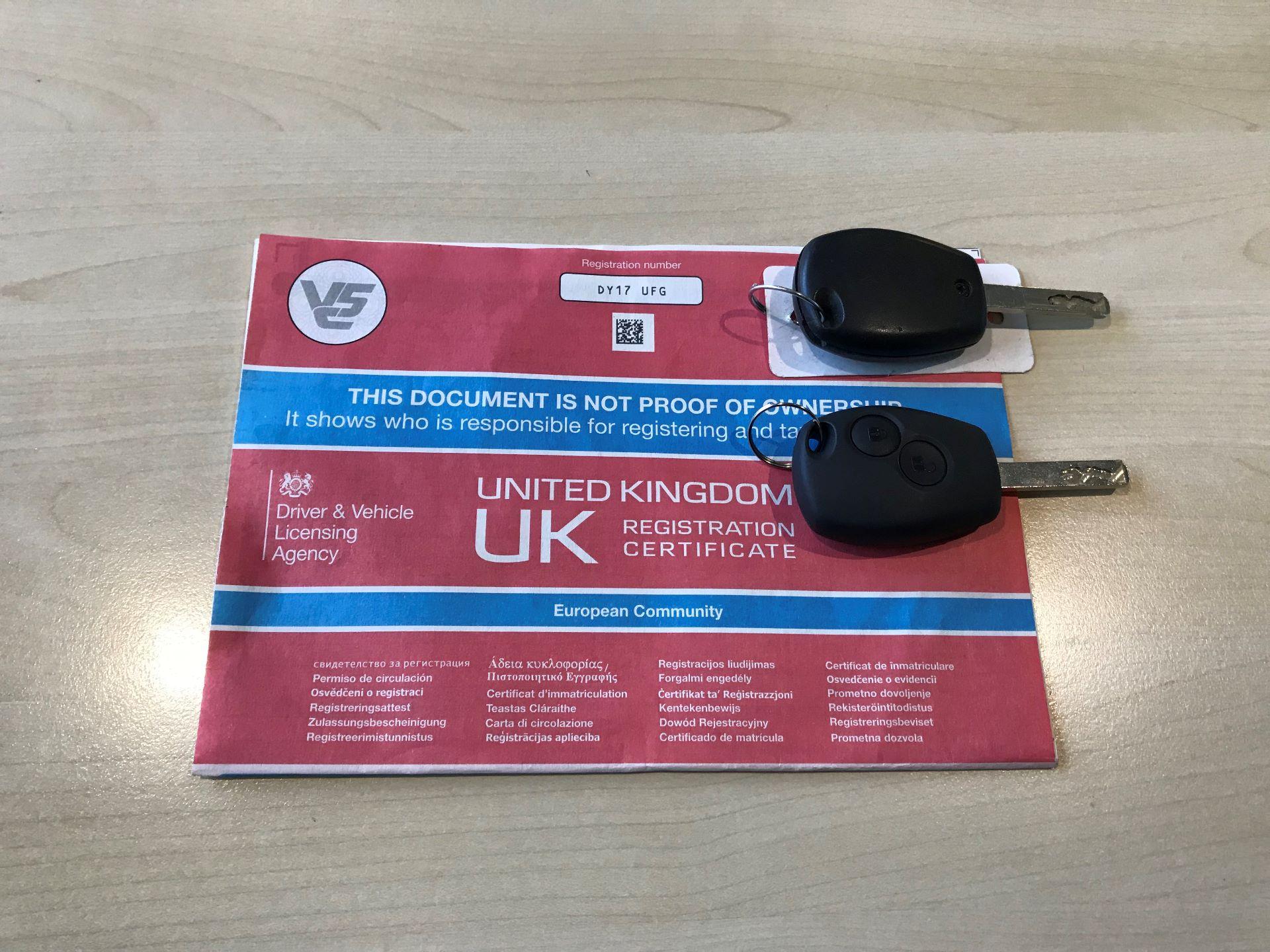 2017 Vauxhall Vivaro  L2 H1 2900 1.6 CDTI 120PS EURO 6 (DY17UFG) Image 25