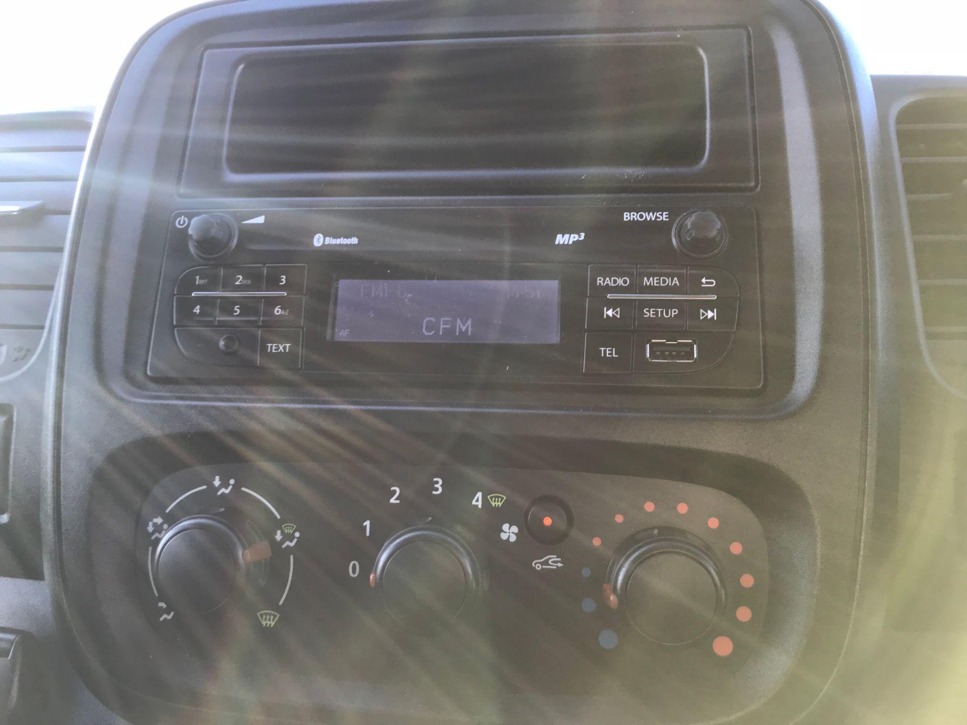 2017 Vauxhall Vivaro 2900 1.6Cdti Biturbo 125Ps H1 Combi 9 Seat (DY17UGS) Image 12