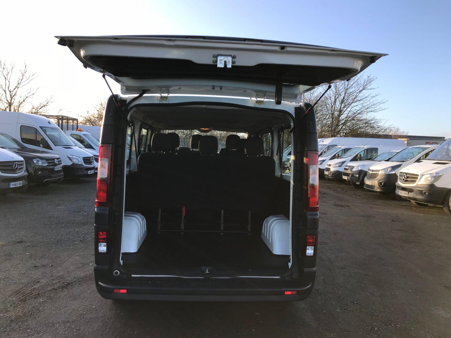 2017 Vauxhall Vivaro 2900 1.6Cdti Biturbo 125Ps H1 Combi 9 Seat (DY17UGS) Image 15
