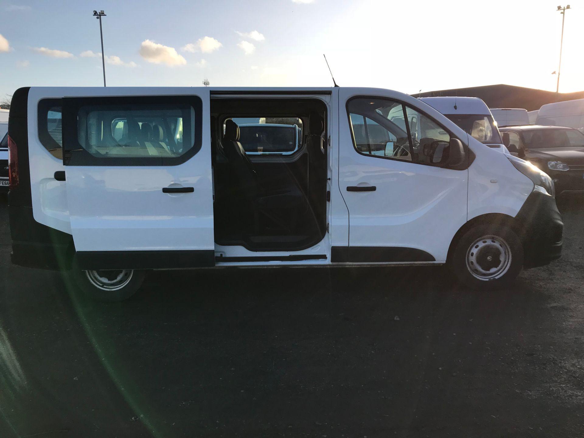2017 Vauxhall Vivaro 2900 1.6Cdti Biturbo 125Ps H1 Combi 9 Seat (DY17UGS) Image 16