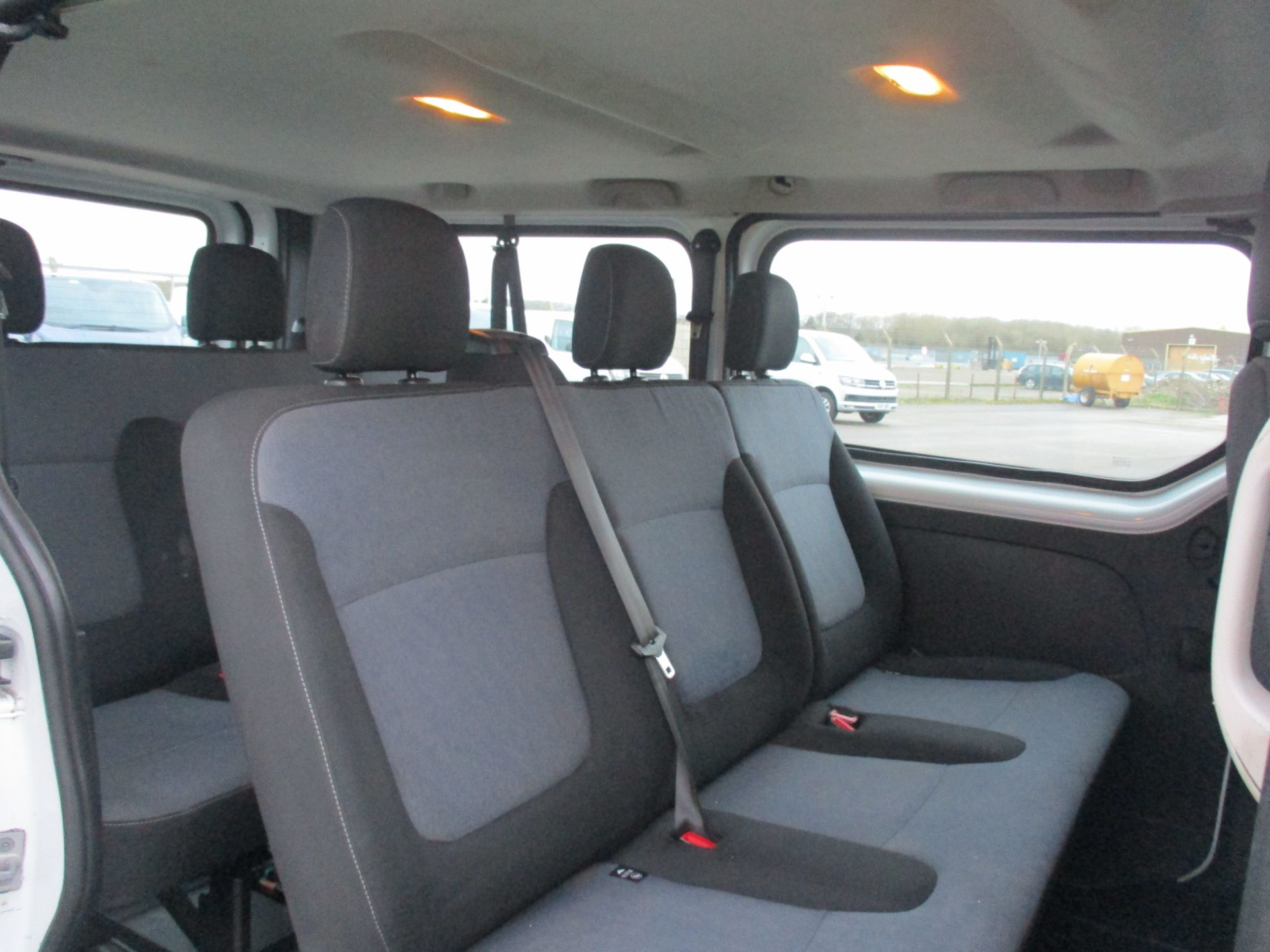 2017 Vauxhall Vivaro L2 H1 2900 1.6 CDTI 125PS BI TURBO 9 SEATER COMBI EURO 6. VAT INC (DY17UJE) Image 12