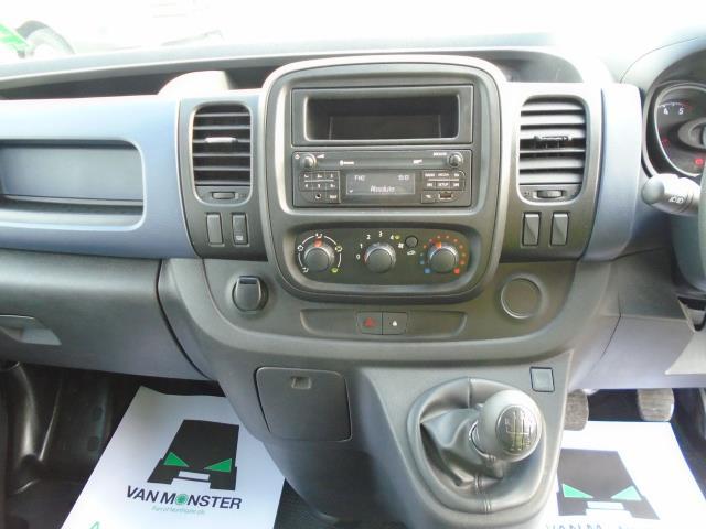 2017 Vauxhall Vivaro 2900 1.6Cdti 120Ps H1 Van (DY17USX) Image 18
