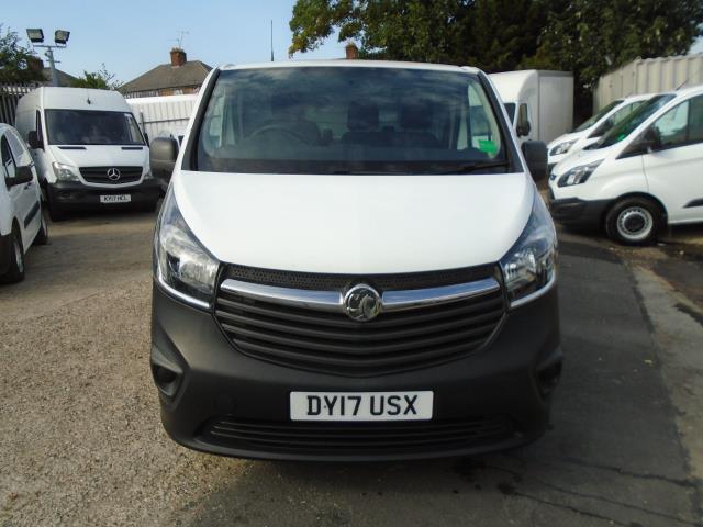2017 Vauxhall Vivaro 2900 1.6Cdti 120Ps H1 Van (DY17USX) Image 2
