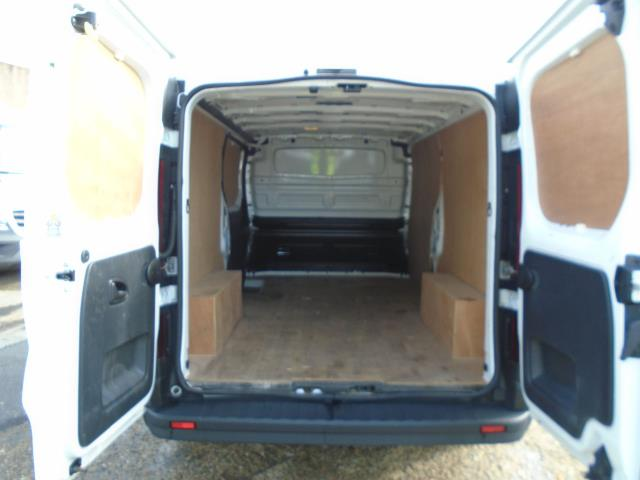 2017 Vauxhall Vivaro 2900 1.6Cdti 120Ps H1 Van (DY17USX) Image 14