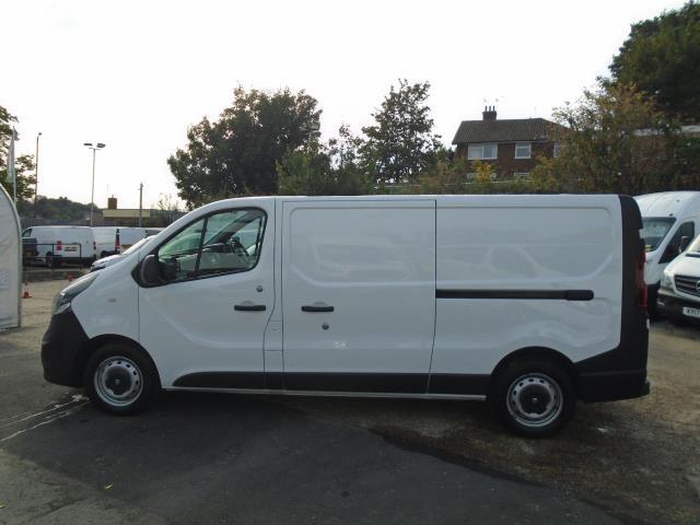 2017 Vauxhall Vivaro 2900 1.6Cdti 120Ps H1 Van (DY17USX) Image 7