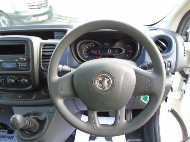 2017 Vauxhall Vivaro 2900 1.6Cdti 120Ps H1 Van (DY17USX) Image 19