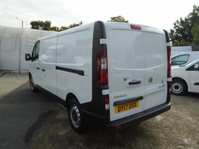 2017 Vauxhall Vivaro 2900 1.6Cdti 120Ps H1 Van (DY17USX) Image 4