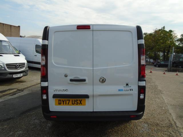 2017 Vauxhall Vivaro 2900 1.6Cdti 120Ps H1 Van (DY17USX) Image 5