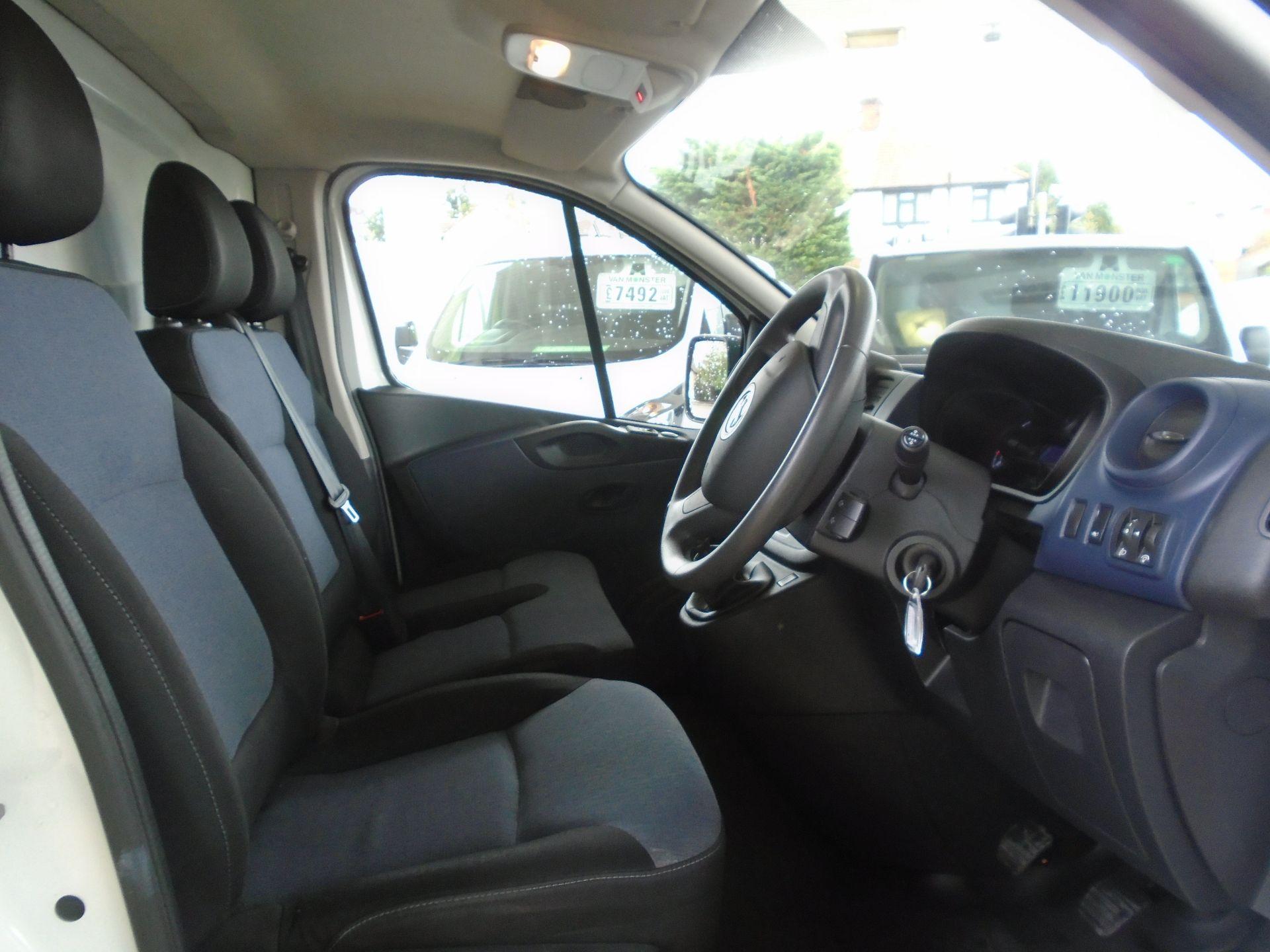 2017 Vauxhall Vivaro 2900 1.6Cdti 120Ps H1 Van(EURO 6) (DY17UVH) Image 12