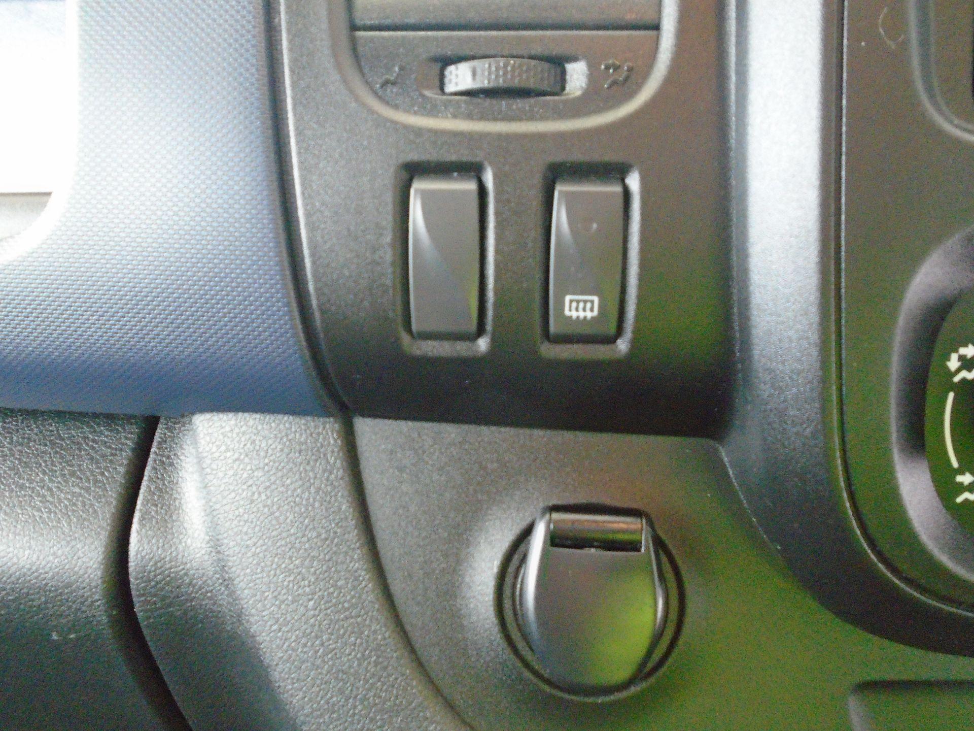 2017 Vauxhall Vivaro 2900 1.6Cdti 120Ps H1 Van(EURO 6) (DY17UVH) Image 22