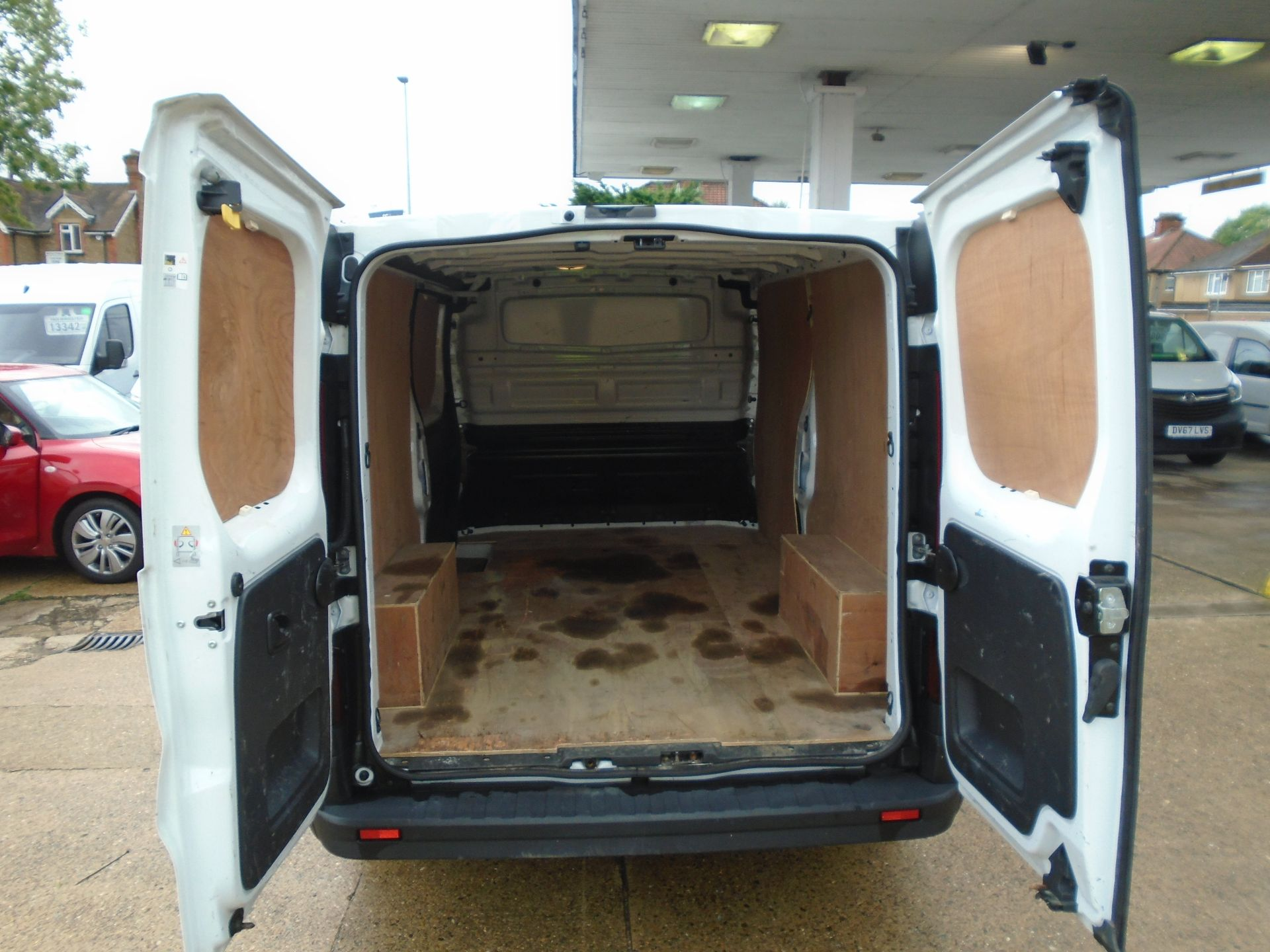 2017 Vauxhall Vivaro 2900 1.6Cdti 120Ps H1 Van(EURO 6) (DY17UVH) Image 11