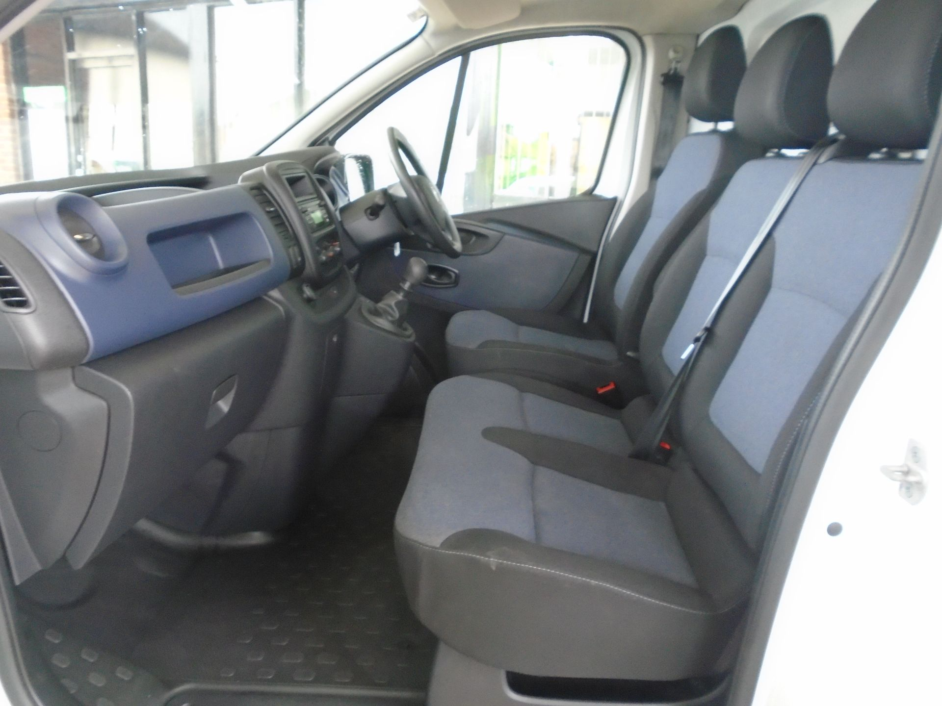 2017 Vauxhall Vivaro 2900 1.6Cdti 120Ps H1 Van(EURO 6) (DY17UVH) Image 23