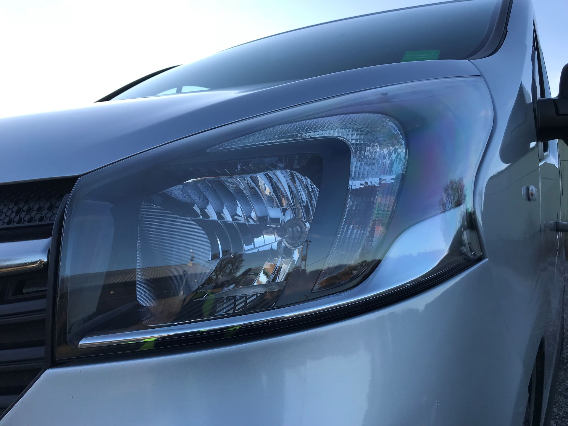2017 Vauxhall Vivaro 2900 1.6Cdti Biturbo 125Ps H1 Combi 9 Seat (DY17UVM) Image 19