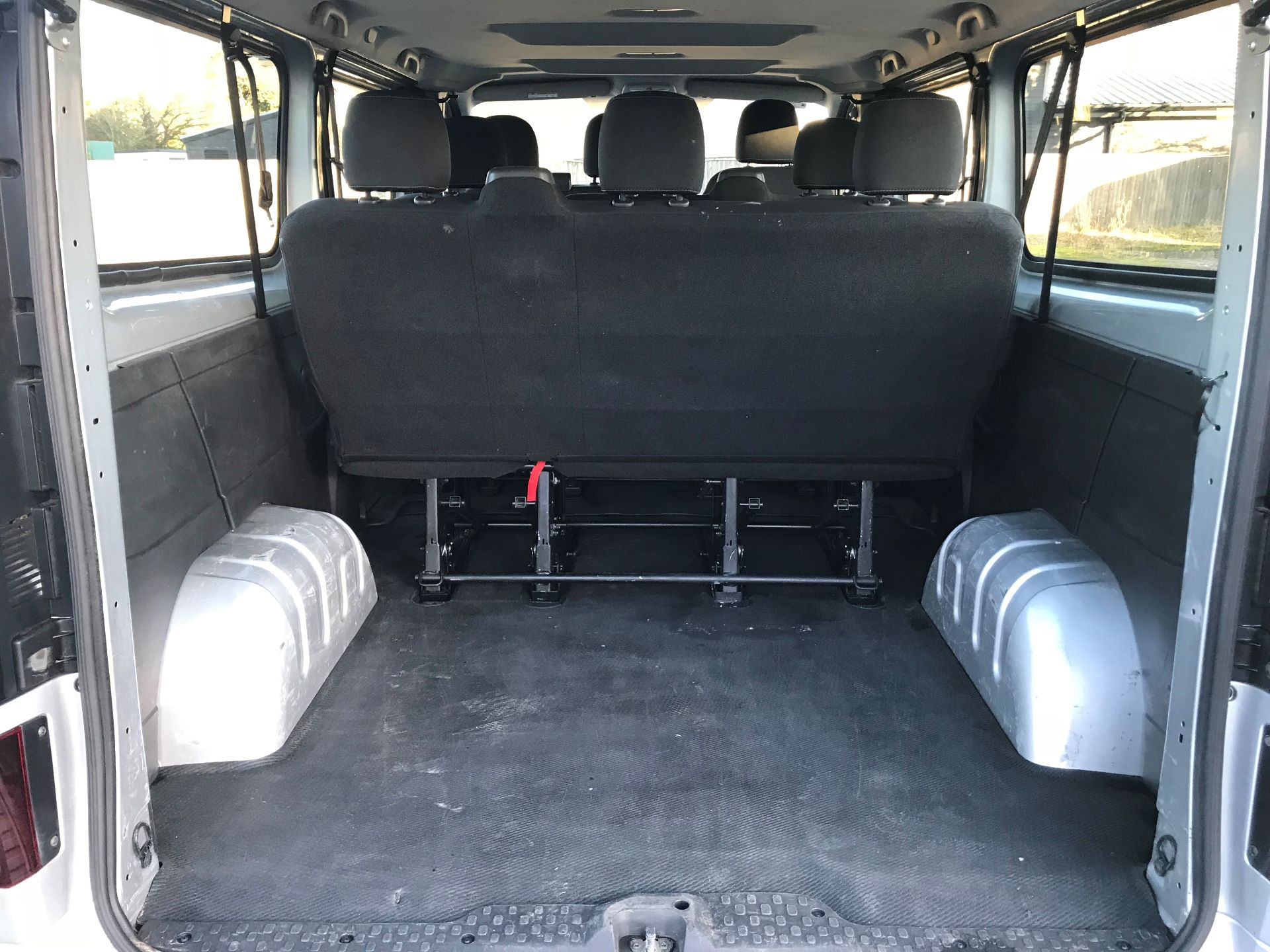 2017 Vauxhall Vivaro 2900 1.6Cdti Biturbo 125Ps H1 Combi 9 Seat (DY17UVM) Image 8