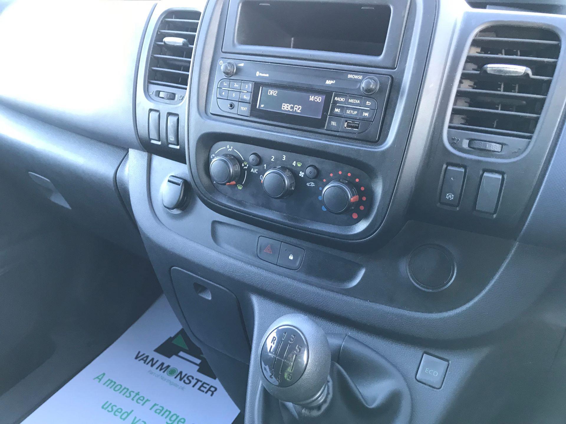2017 Vauxhall Vivaro 2900 1.6Cdti Biturbo 125Ps H1 Combi 9 Seat (DY17UVM) Image 31