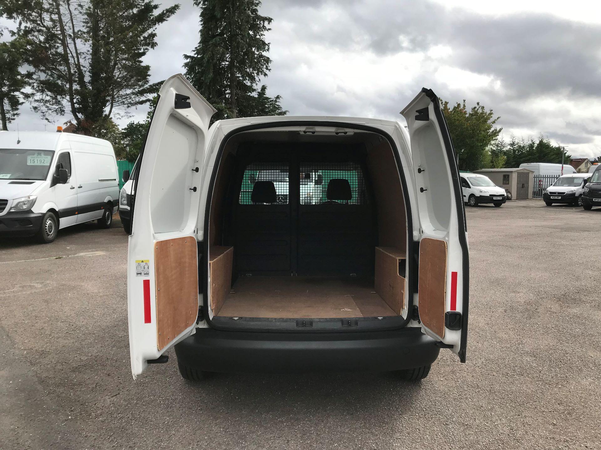 2014 Volkswagen Caddy   1.6 75PS   STARTLINE EURO 5 (DY64BUA) Image 7