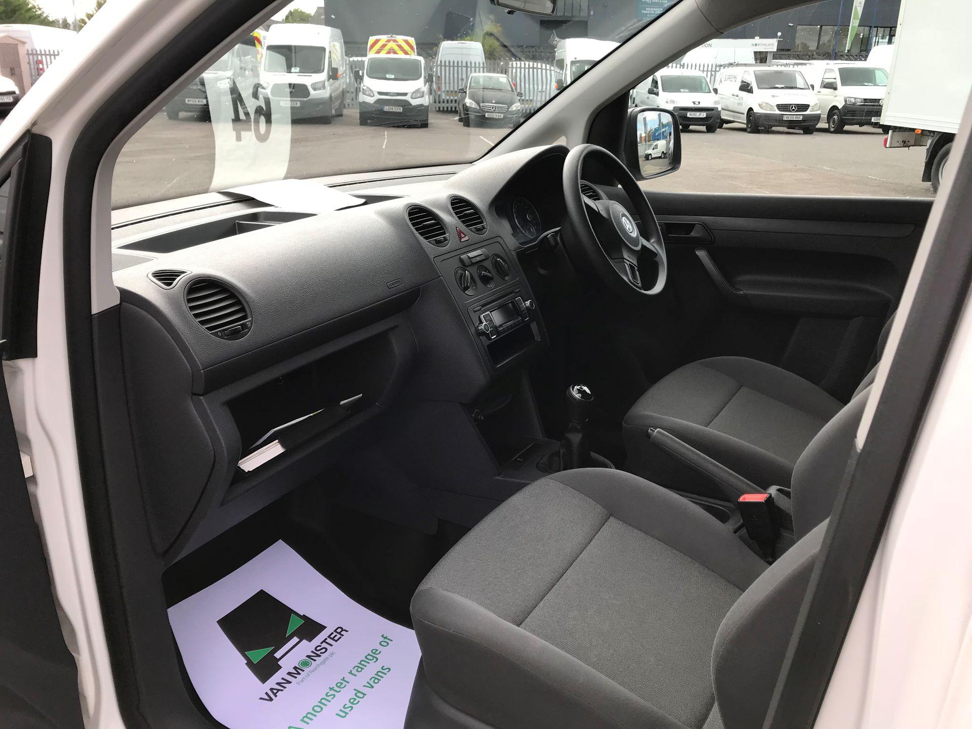 2014 Volkswagen Caddy   1.6 75PS   STARTLINE EURO 5 (DY64BUA) Image 18