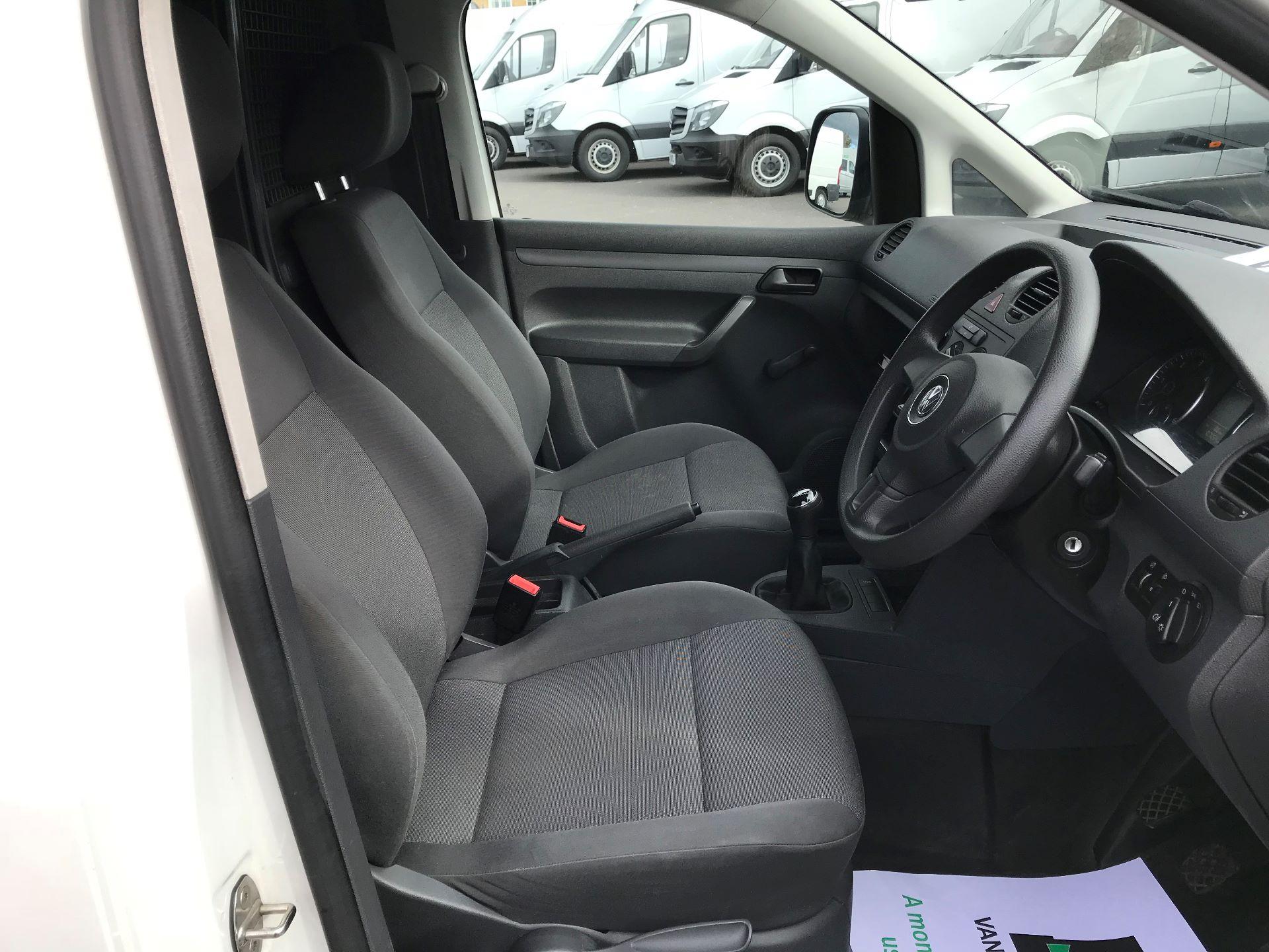 2014 Volkswagen Caddy   1.6 75PS   STARTLINE EURO 5 (DY64BUA) Image 20