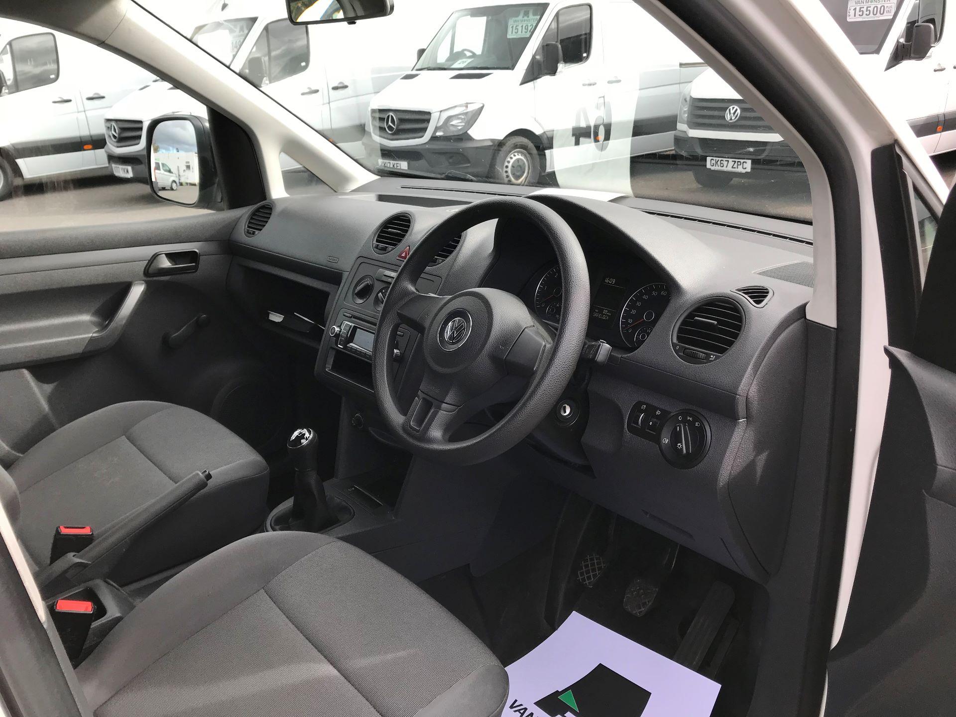 2014 Volkswagen Caddy   1.6 75PS   STARTLINE EURO 5 (DY64BUA) Image 19