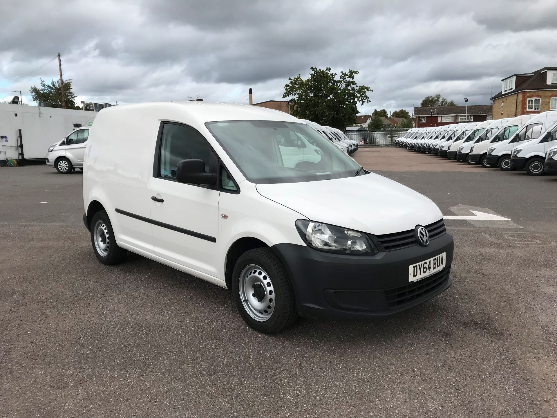 2014 Volkswagen Caddy   1.6 75PS   STARTLINE EURO 5 (DY64BUA)