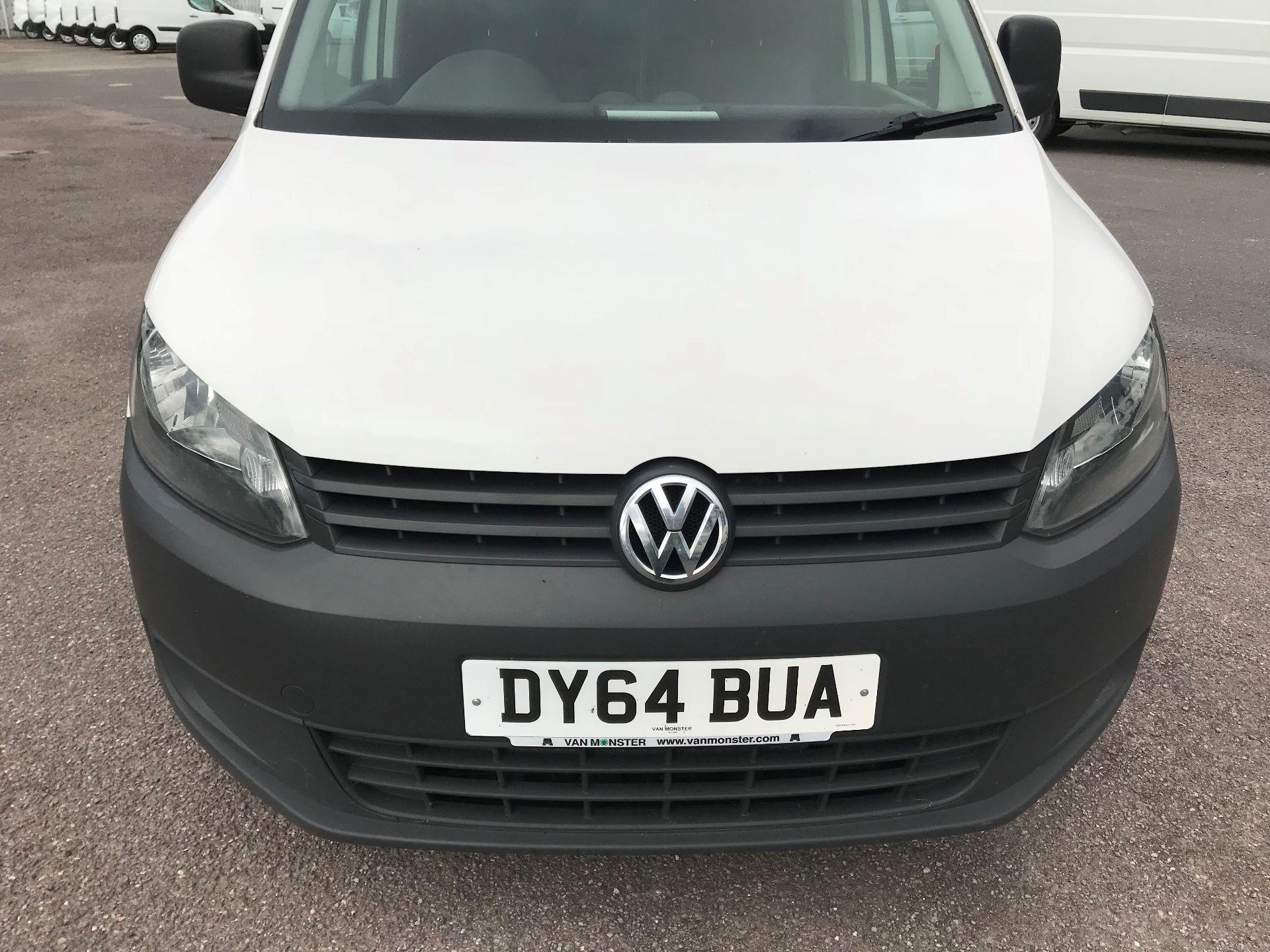 2014 Volkswagen Caddy   1.6 75PS   STARTLINE EURO 5 (DY64BUA) Image 12