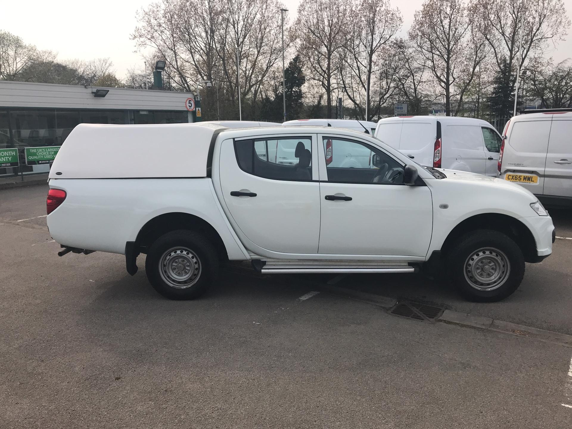 2015 Mitsubishi L200 Double Cab Di-D 4Life 4Wd 134Bhp *VALUE RANGE VEHICLE  CONDITION REFLECTED IN PRICE*