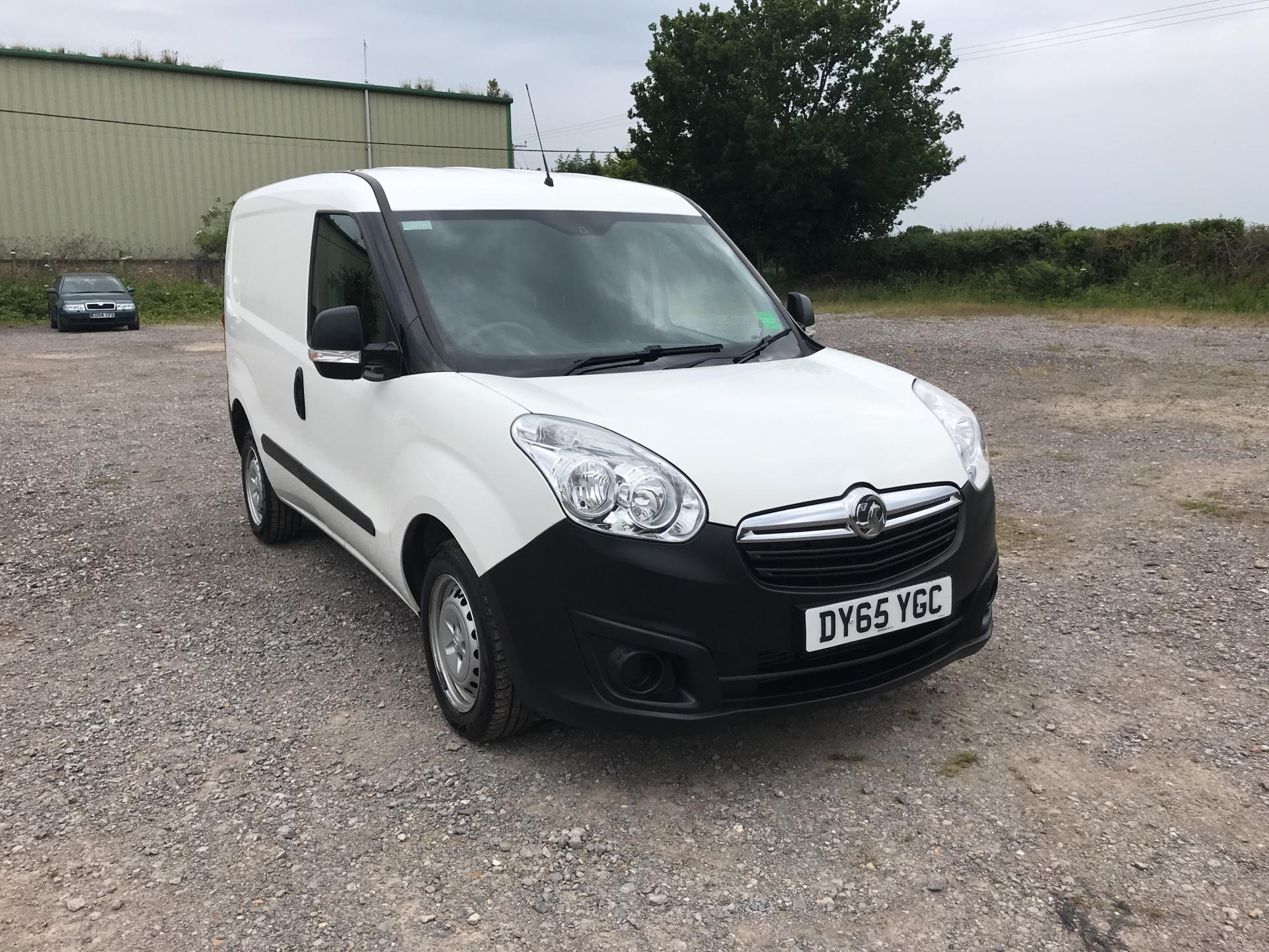 2015 Vauxhall Combo L1 H1 2000 1.3 16V EURO 5 (DY65YGC)