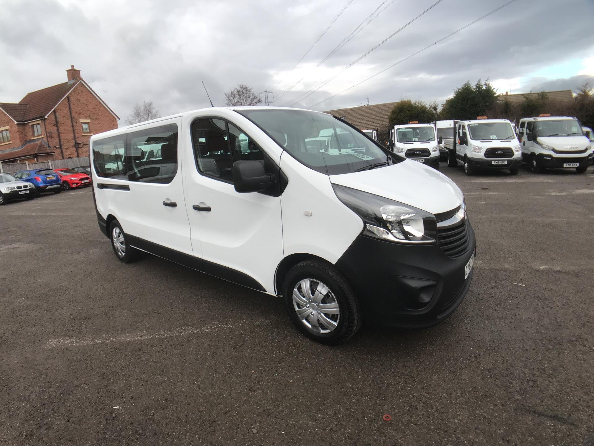 2015 Vauxhall Vivaro  L2 H1 2900 1.6 115PS COMBI 9 SEAT EURO 5 (DY65YGH)