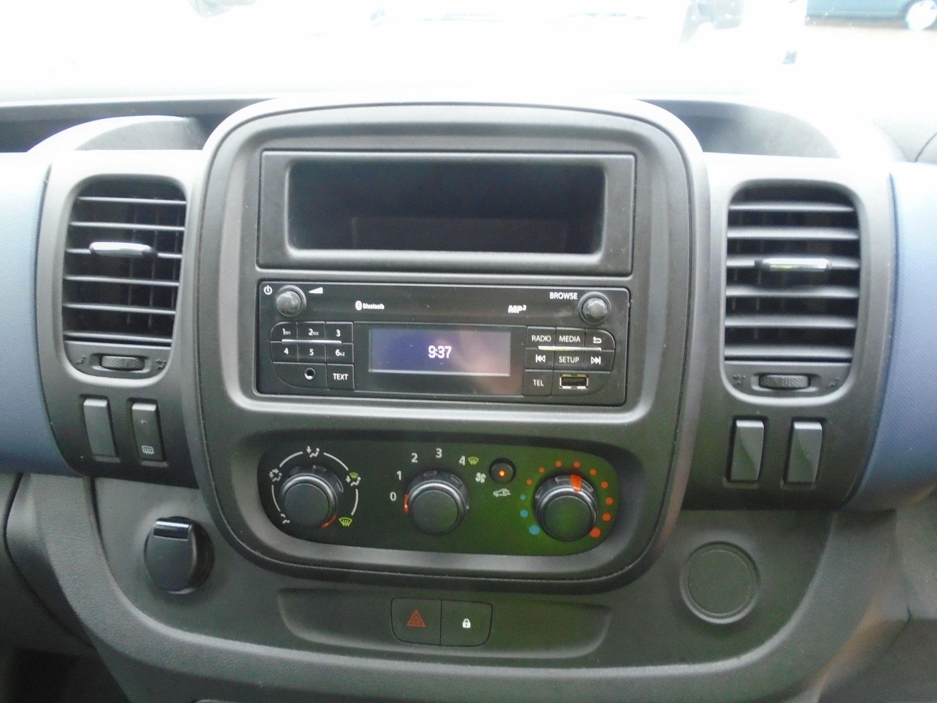 2015 Vauxhall Vivaro 2900 1.6Cdti 115Ps H1 Van(EURO 5) (DY65YGV) Image 23