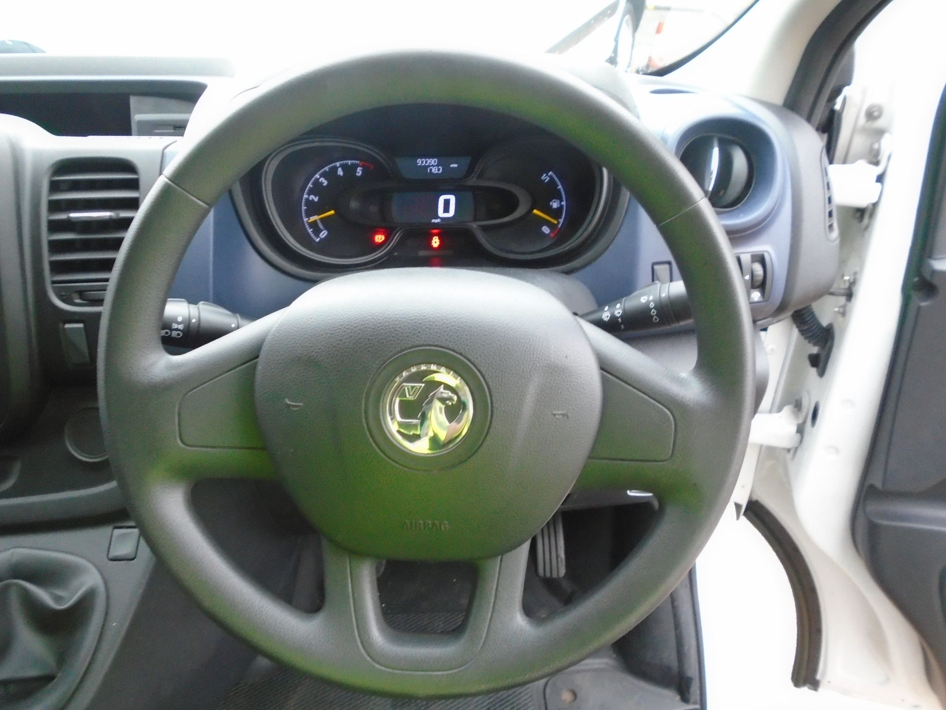 2015 Vauxhall Vivaro 2900 1.6Cdti 115Ps H1 Van(EURO 5) (DY65YGV) Image 20