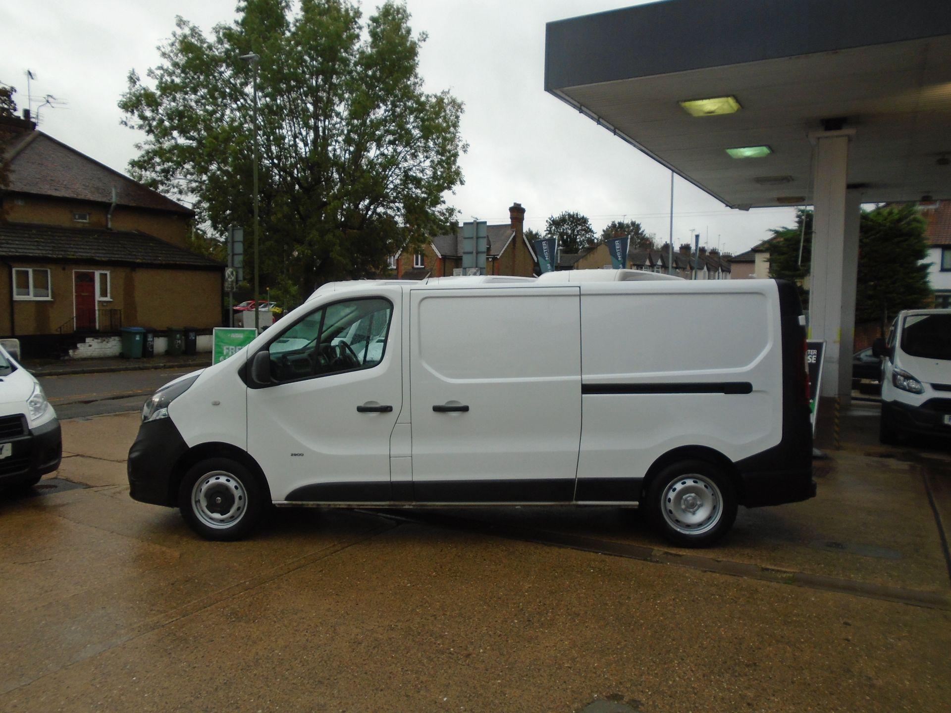 2015 Vauxhall Vivaro 2900 1.6Cdti 115Ps H1 Van(EURO 5) (DY65YGV) Image 9