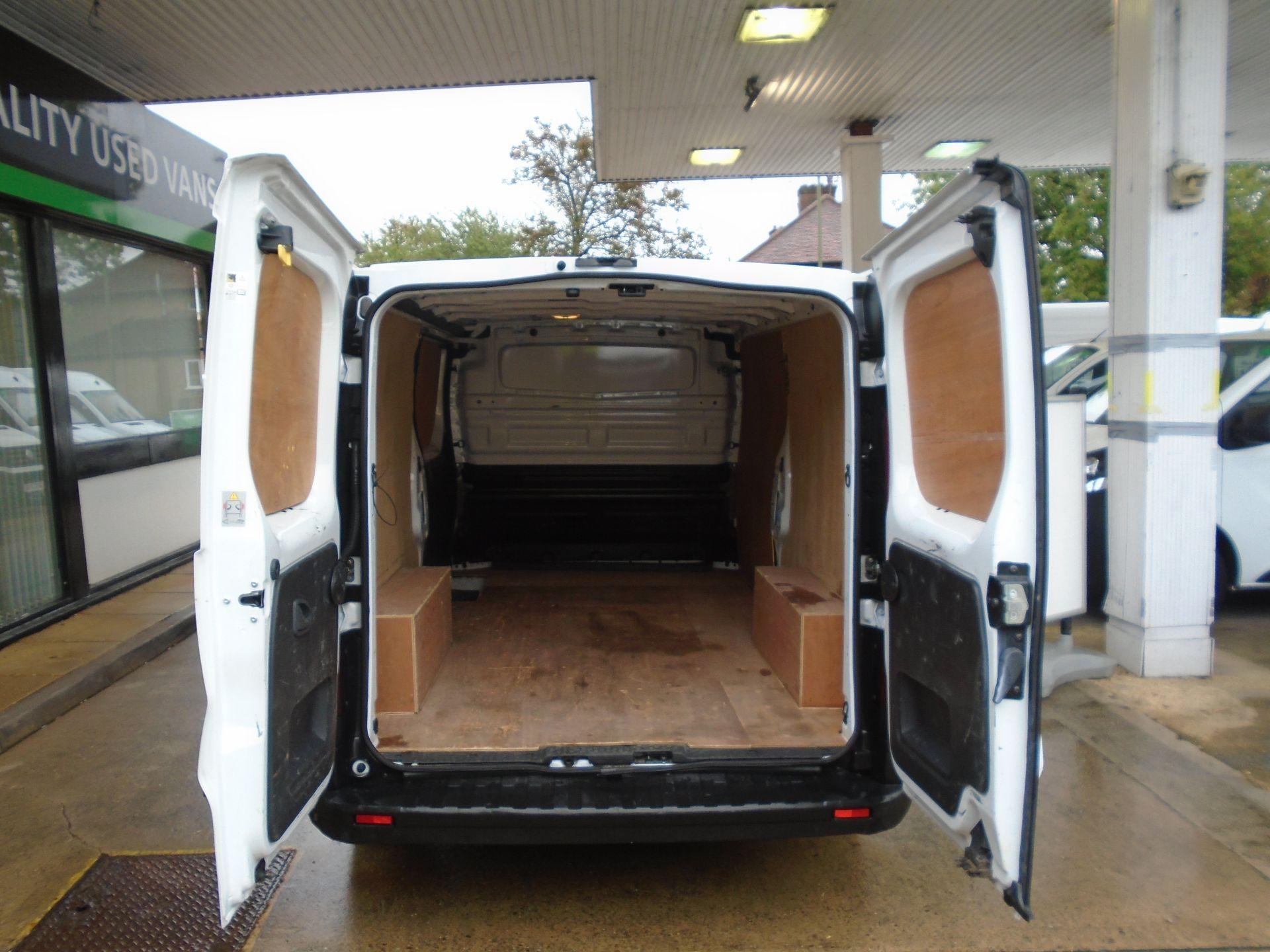 2015 Vauxhall Vivaro 2900 1.6Cdti 115Ps H1 Van(EURO 5) (DY65YGV) Image 8