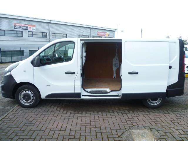 2015 Vauxhall Vivaro  L2 H1 2900 1.6 115PS EURO 5 (DY65YHG) Image 10