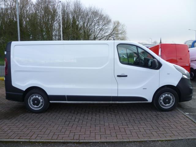 2015 Vauxhall Vivaro  L2 H1 2900 1.6 115PS EURO 5 (DY65YHG) Image 8