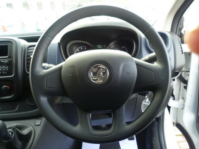 2015 Vauxhall Vivaro  L2 H1 2900 1.6 115PS EURO 5 (DY65YHG) Image 21